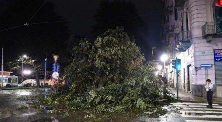 Ιταλία: Μετά τον καύσωνα καταιγίδες και σφοδρές βροχοπτώσεις με 3 νεκρούς