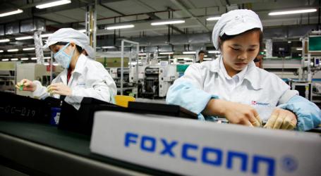 Foxconn: Πτώση κερδών 14,5% στο πρώτο τρίμηνο