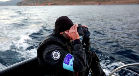 Σε ισχύ από αύριο η συμφωνία Frontex-Αλβανίας για τη διασυνοριακή συνεργασία
