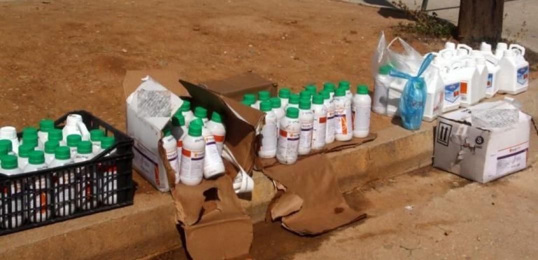 Μέσα στον Φεβρουάριο θα ξεκινήσει η απομάκρυνση των φυτοφαρμάκων από τη Σταυρούπολη