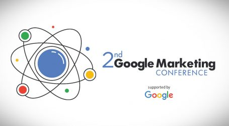 Στις 3 Ιουλίου Google Marketing Conference