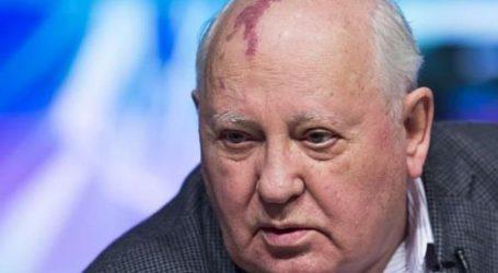 Γκόρμπατσόφ: Τεράστιο λάθος Τραμπ η αποχώρηση από την πυρηνική συμφωνία με τη Ρωσία
