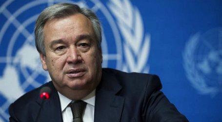 Βαθύτατη απογοήτευση Γκουτέρες για τη Λιβύη: Το εμπάργκο (όπλων) του Συμβουλίου Ασφαλείας εξακολουθεί να παραβιάζεται