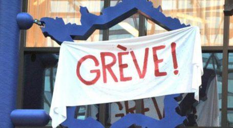 Ξεκίνησαν οι μεγαλες απεργιακές κινητοποιήσεις στη Γαλλία