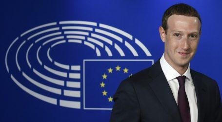 Ζούκερμπεργκ ενώπιον του ευρωκοινοβουλίου: Δεν είχαμε μια αρκετά ευρεία επίβλεψη των ευθυνών μας
