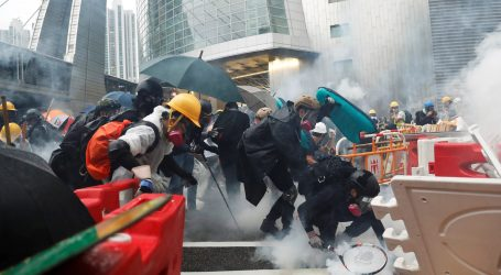 Χονγκ Κονγκ: Ετήσια μείωση κατά 7,2% κατέγραψε ο όγκος των εξαγωγών τον Αύγoυστο