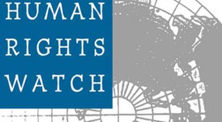 Καταγγελία Human Rights Watch για τις συνθήκες που υπόκεινται οι πρόσφυγες στον Έβρο