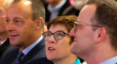 Η εκλογή ηγεσίας στο CDU ή Όταν ένα διχασμένο κόμμα  ηγείται της ΕΕ…