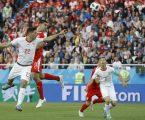 Με γκολ στο τελευταίο λεπτό η Ελβετία νίκησε τη Σερβία με 2-1