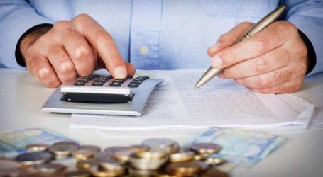 Στα 536,67 ευρώ ο μέσος μισθός στον ιδιωτικό τομέα