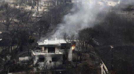 (UPD) Πύρινη τραγωδία – 88 νεκροί – Συνεχίζονται οι έρευνες