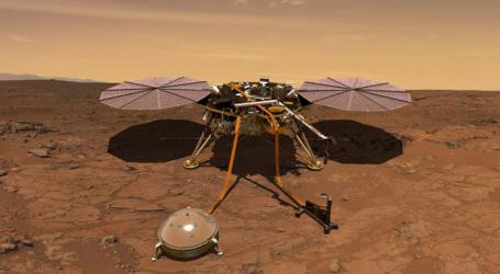 Το InSight της NASA κατέγραψε 322 σεισμούς στον Άρη