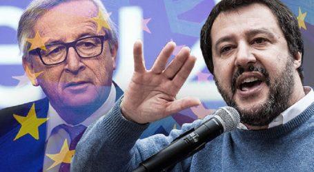 Υποψήφιος για τη διαδοχή Γιούνκερ σκέπτεται να είναι ο Σαλβίνι…