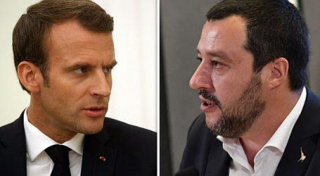 Σαλβίνι εναντίον Γαλλίας για το προσφυγικό – Ευθείες βολές κατά Μακρόν