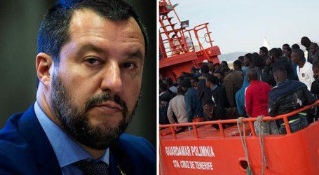 Σαλβίνι: Έχουμε τις ίδιες θέσεις με τον Μακρόν στο προσφυγικό