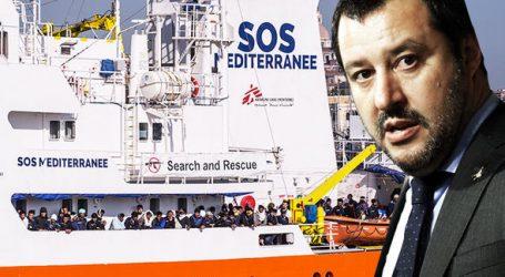 Απαξιώνει την Ιταλία ο ΟΗΕ για τα πρόστιμα σε ΜΚΟ που διασώζουν πρόσφυγες