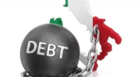 H EE ζητεί από την Ιταλία να εξηγήσει για ποιο λόγο δεν μειώνεται το δημόσιο χρέος της