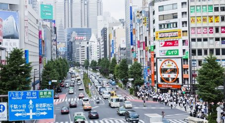 Το ΑΕΠ της Ιαπωνίας αναπτύχθηκε 1,6%