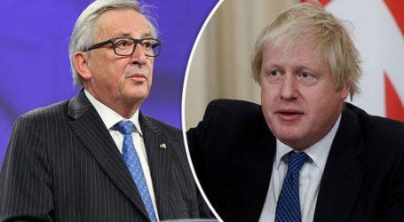 Διελκυστίνδα Γιούνκερ-Τζόνσον για το Brexit | Να εξαλειφθεί το ιρλανδικό backstop για αποφευχθεί έξοδος χωρίς συμφωνία αξιώνει το Λονδίνο
