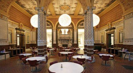 Το πιο παλιό καφέ Μουσείου στον κόσμο