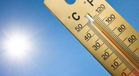 Έως τους 38 βαθμούς η θερμοκρασία αύριο στην Αθήνα