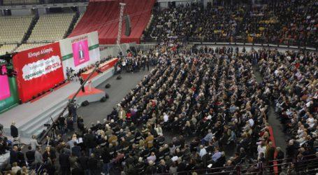 Κίνημα Αλλαγής: Ολοκληρώθηκε το ιδρυτικό συνέδριο – Η επόμενη μέρα – Επί τάπητος συμμαχίες και απλή αναλογική