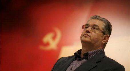 Κουτσούμπας: Ο ΣΥΡΙΖΑ, συνεχίζει την κοροϊδία με το όνομα «νέο κοινωνικό συμβόλαιο για την Ευρώπη του 21ου αιώνα»