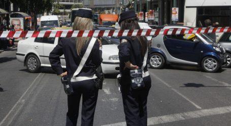Αθήνα: Κυκλοφοριακές ρυθμίσεις λόγω του εορτασμού του πολιούχου