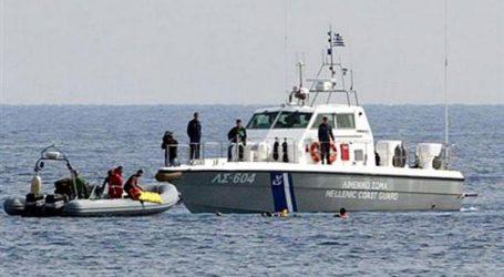 Αναζήτηση σκάφους με μετανάστες και πρόσφυγες βόρεια της Σάμου