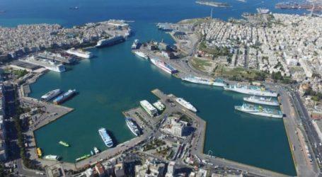 Αύξηση της κίνησης στα ελληνικά λιμάνια