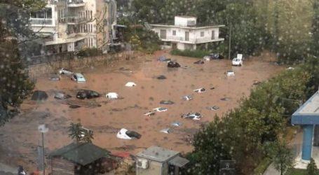 Περιφέρεια Αττικής: Ο Δήμος Αμαρουσίου υπεύθυνος για τις πλημμύρες στο πάρκινγκ