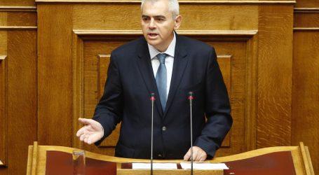Χαρακόπουλος: Το ρεσιτάλ ψεύδους της κυβέρνησης συνεχίζεται
