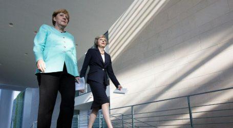 Συνάντηση Μέρκελ-Μέι για το Brexit λίγο πριν τη σύνοδο κορυφής της ΕΕ