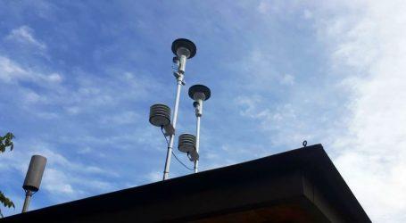 Αναβάθμιση και επέκταση του δικτύου παρακολούθησης ατμοσφαιρικής ρύπανσης από την ΠΚΜ