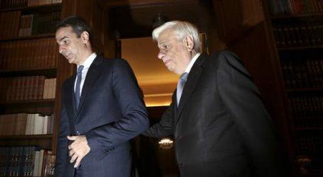 Σκοπιανό | Μητσοτάκης: Στη Βουλή η συμφωνία πριν υπογράψει ο Τσίπρας – Πρόσκληση εμπλοκής στον ΠτΔ (vid)