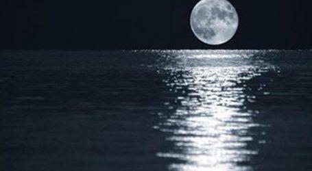 Ο θρίαμβος της σελήνης σήμερα τα ξημερώματα