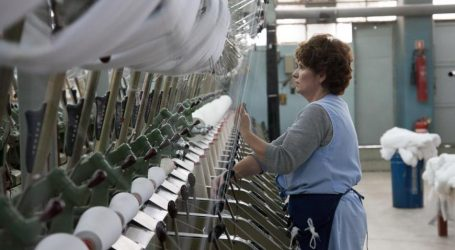 O ρυθμός ανάπτυξης του κλάδου ένδυσης – κλωστοϋφαντουργίας στην Ευρωπαϊκή Ένωση σημείωσε επιβράδυνση