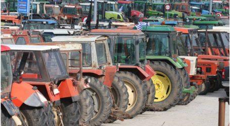 Κλειστός ο αυτοκινητόδρομος της Ιονίας Οδού, στον κόμβο Μπάγιας, από αγρότες της Αιτωλοακαρνανίας