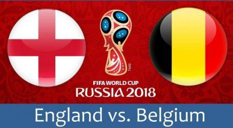 Μουντιάλ: Μεγάλος αγώνας σήμερα για την 3η θέση μεταξύ Αγγλίας-Βελγίου