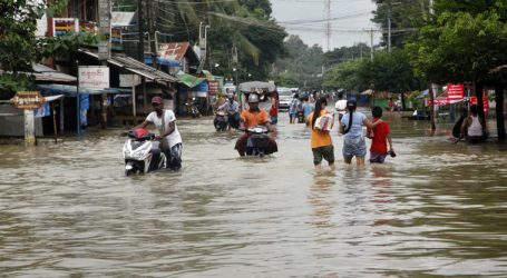 Μιανμάρ: 50.000 άνθρωποι απομακρύνθηκαν από τα σπίτια τους μετά την κατάρρευση φράγματος