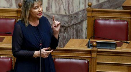 Παπακώστα: Ενθαρρυντική η συναίνεση στη Βουλή για το φορολογικό