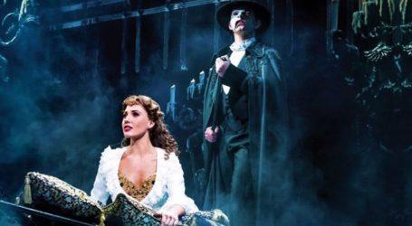 «The Phantom of the Opera»: Το κορυφαίο μιούζικαλ για πρώτη φορά στην Ελλάδα
