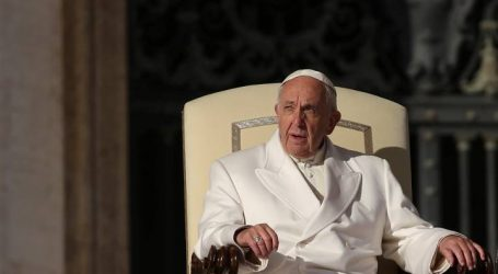 Στροφή προς τα καθαρά καύσιμα υποστηρίζει ο Πάπας Φραγκίσκος