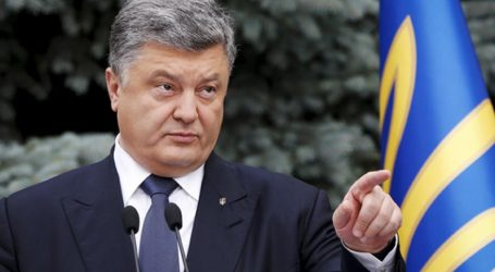 Ουκρανία: Επίθεση από άγνωστο δέχθηκε ο Ποροσένκο