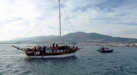 82 πρόσφυγες στα Κύθηρα