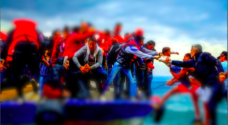 Το προσφυγικό στην Ελλάδα πιέζει τη Μέρκελ | 791 μετανάστες σε μια μόνο ημέρα