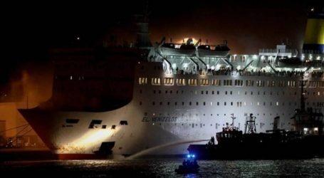Αίσιο τέλος στην περιπέτεια εν πλω του «Ελ. Βενιζέλος» | Ασφαλής αποβίβαση 875 επιβατών
