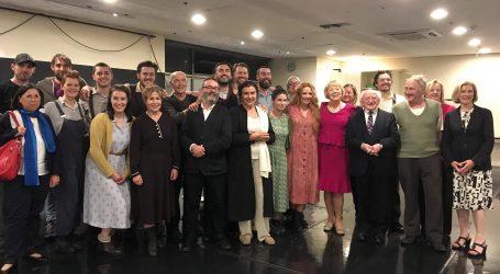 Επίσημη επίσκεψη της Κονιόρδου στην Ιρλανδία