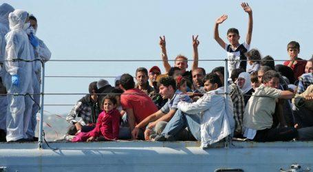 Η Ιταλία αλλάζει στάση; – Η ιταλική ακτοφυλακή ανταποκρίθηκε στην έκκληση για βοήθεια 500 μεταναστών
