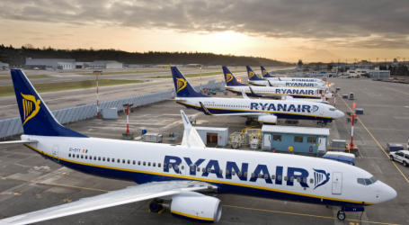 Διακόπτει τα δρομολόγια από Αθήνα για Θεσσαλονίκη, Χανιά, Ρόδο και Μύκονο η Ryanair